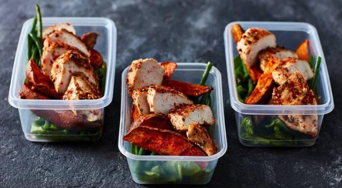 Protein-Shakes zum Abnehmen hausgemachtes Restaurant