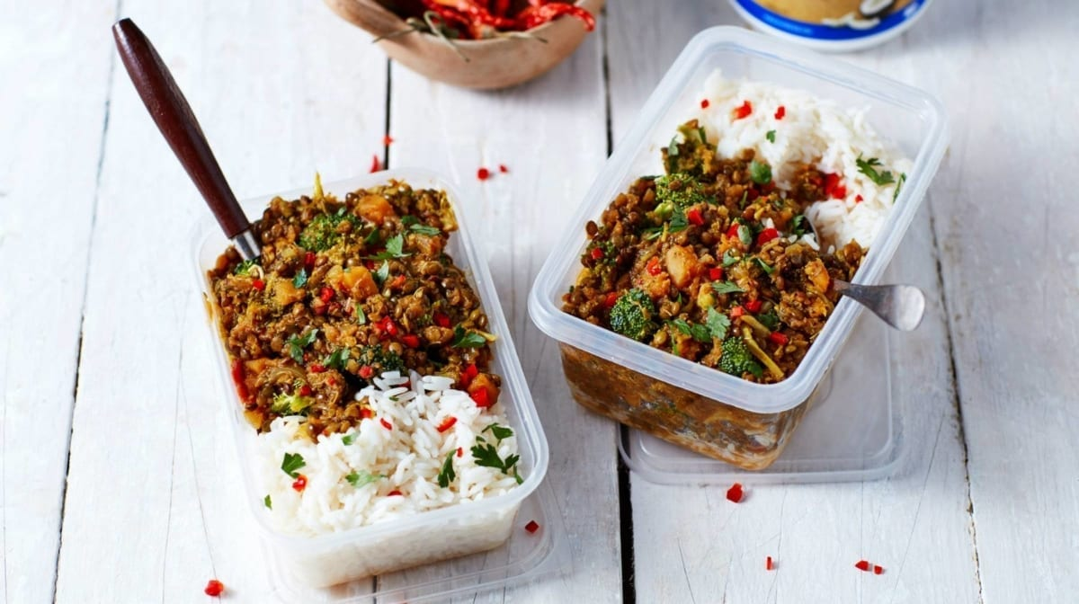 Veganer Linsen Eintopf | Vegane Küche