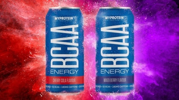 BCAA Energy: Refresh. Refuel. Recharge.