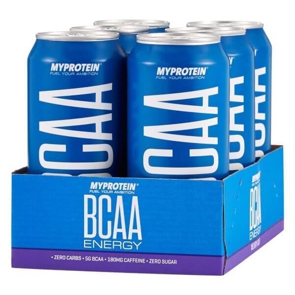 BCAA Energy - Myprotein News Mai 2018