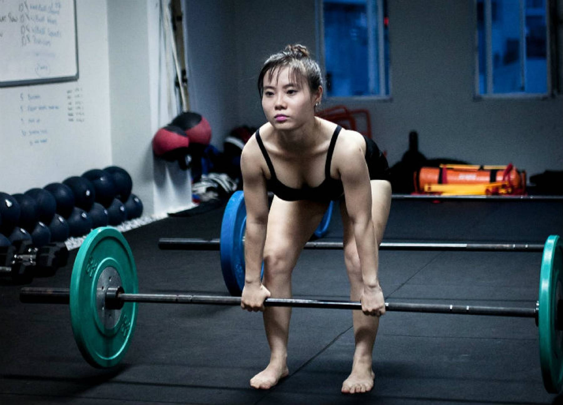 Kreuzheben mit Langhantel | Korrekte Form & Übungstechnik