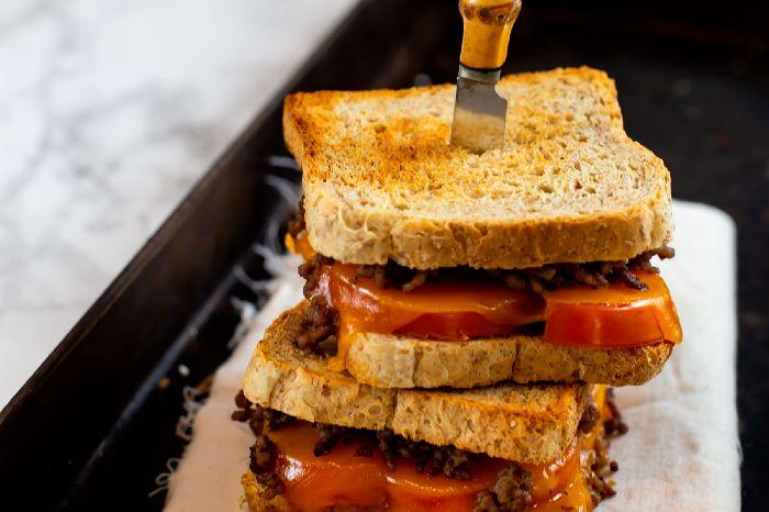 9 gesunde Sandwich Rezepte | Belegte Brötchen Deluxe