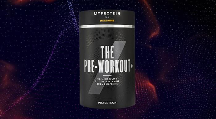THE Pre-Workout+ | Die neue Generation der Sporternährung