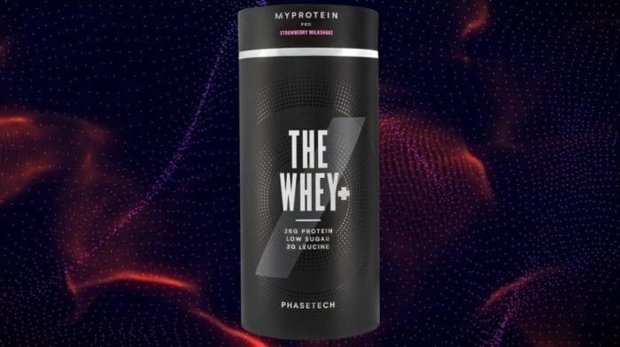 THE Whey+ – Die neue Generation der Sporternährung