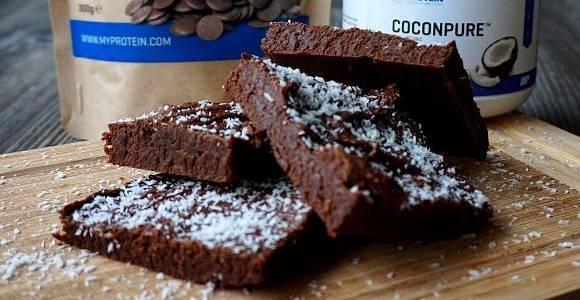 Die 18 besten Protein Brownie Rezepte | Gesunde Fitness Brownies