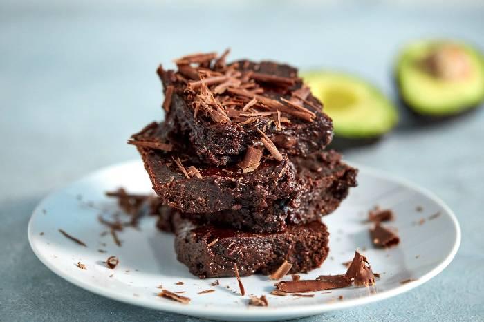 Saftige Brownies aus einer Schüssel