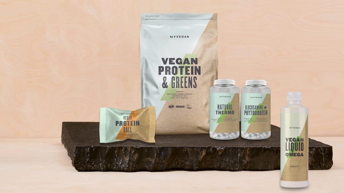SUSTAIN - Ich behalte meinen gesunden Lifestyle bei | 5 pflanzliche Supplemente, die deinen Fortschritt sichern