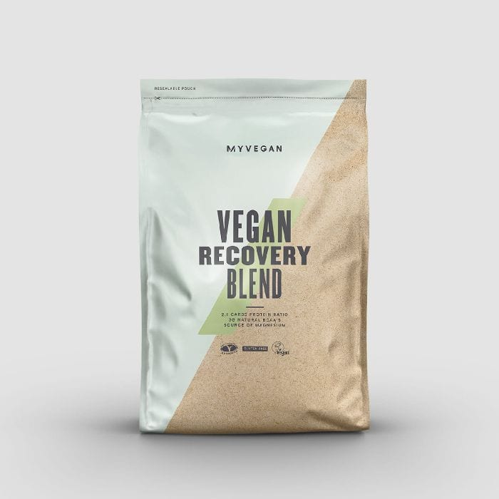 Vegan-Friendly Recovery Powder Blend for Post-Workout