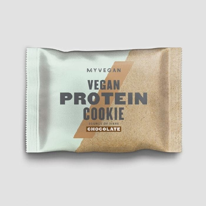Vegan Protein Cookie Snack