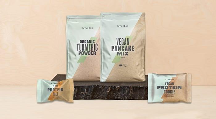 Powered By Nature | Wir präsentieren unser neues Veganes Sortiment!