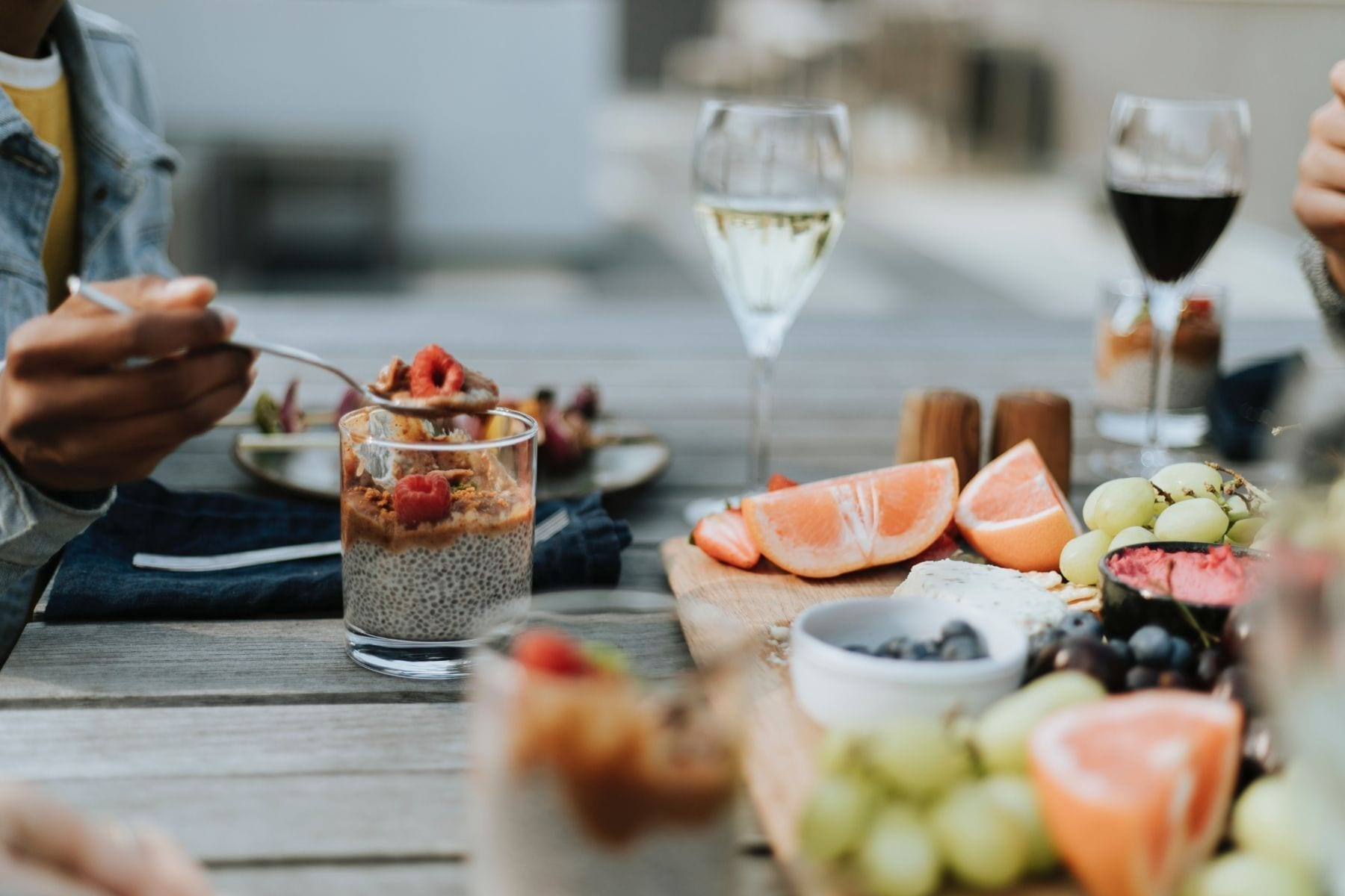Die beliebtesten Food Trends 2019