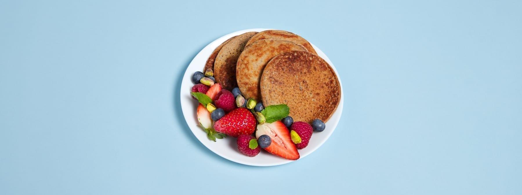 Wie du die perfekten veganen Pancakes zubereitest