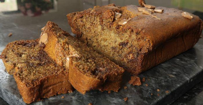 Zuckerarmes Bananenbrot - Ein köstliches & leichtes Rezept
