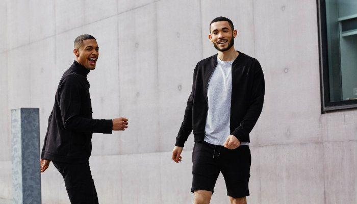 Instagram Vs. Realität | So läuft ein Myprotein Menswear Shoot