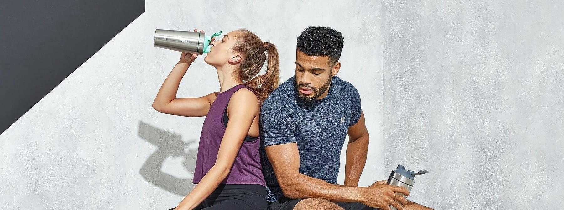 Die Bedeutung von Protein Shakes vor dem zu Bett gehen für Muskelaufbau