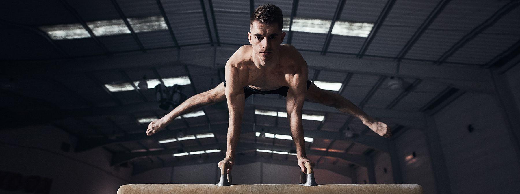 Was macht einen 5-maligen Gewinner der Olympia-Medaille aus? | Max Whitlock über Amibtionen, Rückschläge & Opfer