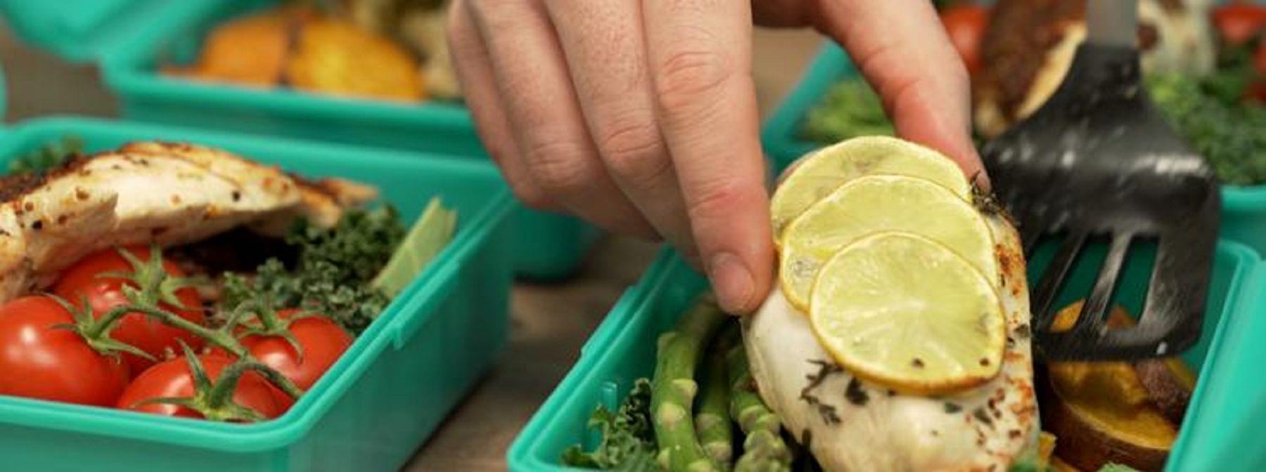 Hähnchenbrust Viererlei | Meal-Prep Rezepte für eine gesunde Ernährung