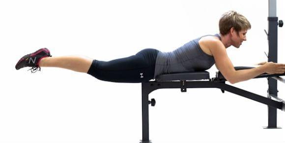mejores ejercicios para glúteos