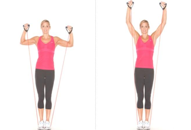 ejercicios con bandas