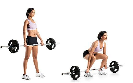 ejercicios para tonificar glúteos y espalda
