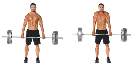 más ejercicios para espalda