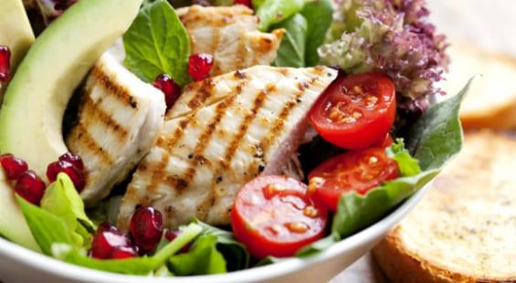 Dieta sin gluten alimentación