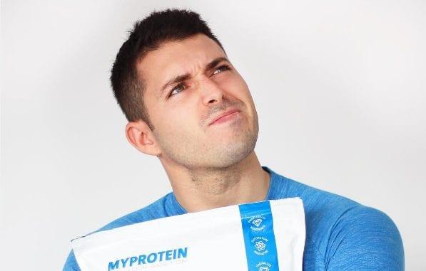 Sergio Peinado suplementación