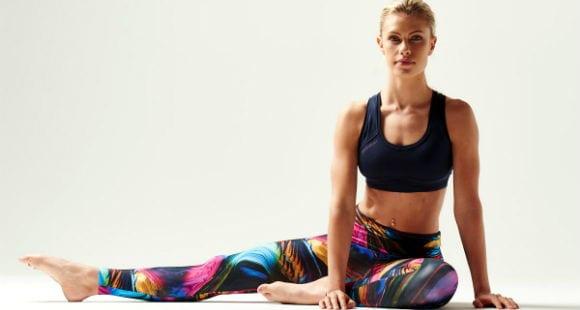 Pilates para Principiantes| 4 Ejercicios para Fortalecer tu Core
