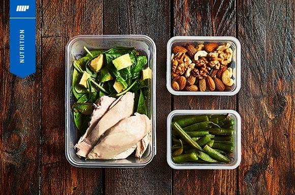 Dieta para crear músculo | 3 pasos para ganar masa muscular