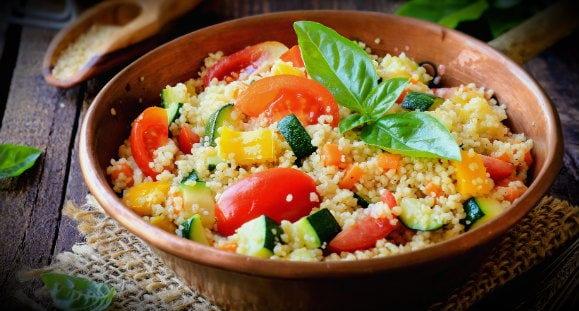 Dietas vegetarianas y veganas | ¿Qué son? ¿Es cierto que son buenas para bajar de peso?