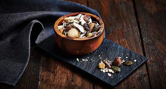 Ideas para desayunos saludables | Receta de Muesli casero