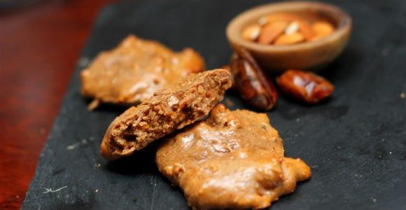Cookies de avena enfrutecida