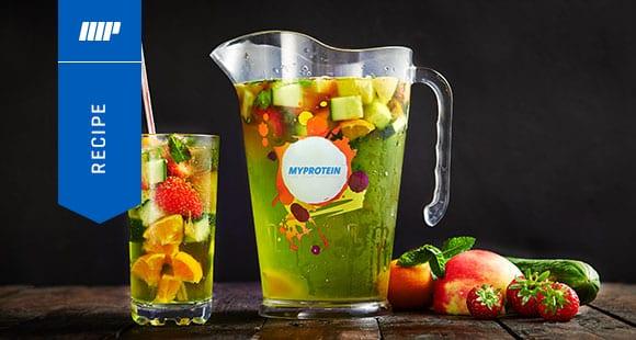 Caprichos saludables para el verano | refresco de proteínas