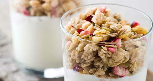 Los mejores snacks saludables para los estudiantes