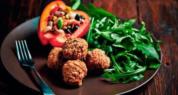 recetas saludables - albondigas de pavo