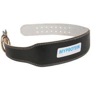 cinturón lumbar para peso muerto