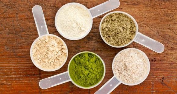 Top 5 suplementos sin gluten y de origen vegetal