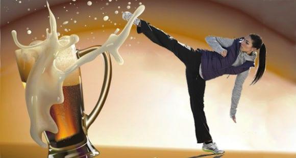 Alcohol, el gran enemigo de nuestros músculos