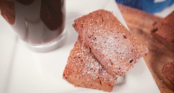 Brownies Proteicos| Receta Myprotein