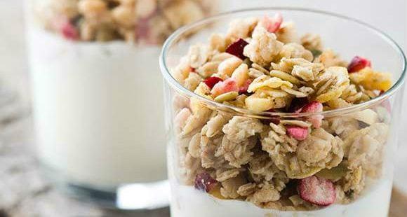 Top 5 snacks saludables para un verano saludable