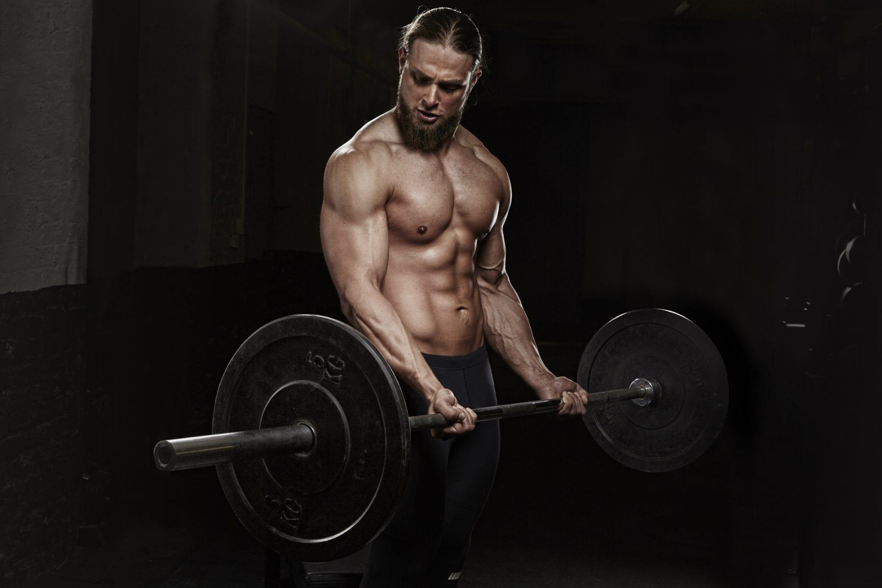 ejercicio curl biceps
