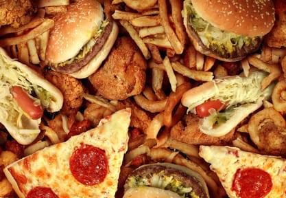 comer limpio y Fast Food