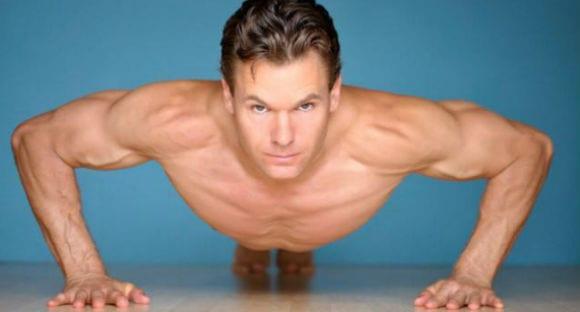 Flexiones | Ejercicios para aumentar el pecho