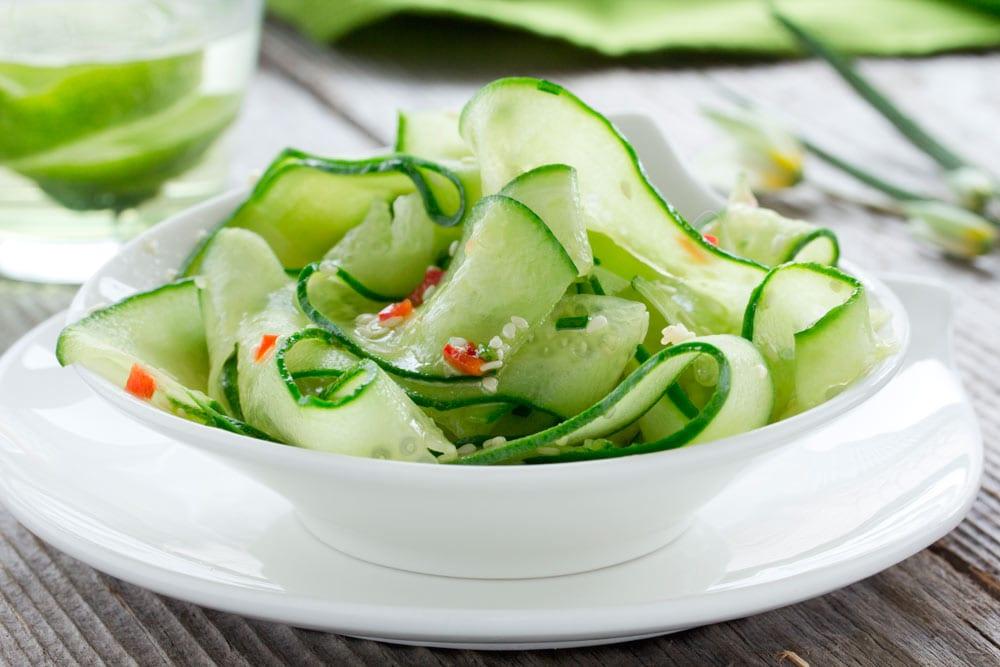 recetas-vegetarianas-ensalada-pepino