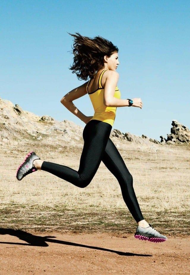 nutrición post-entrenamiento en el running
