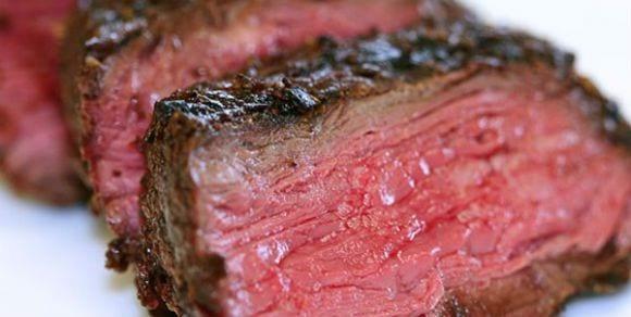 carne magra para aumentar volumen
