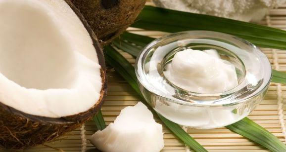 aceite de coco para aumentar volumen