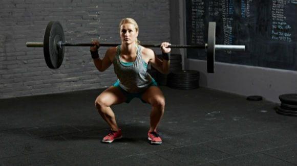 ejercicios compuestos pesas