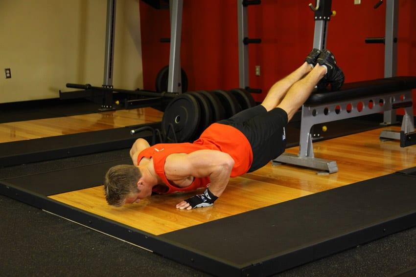 los mejores ejercicios para pecho