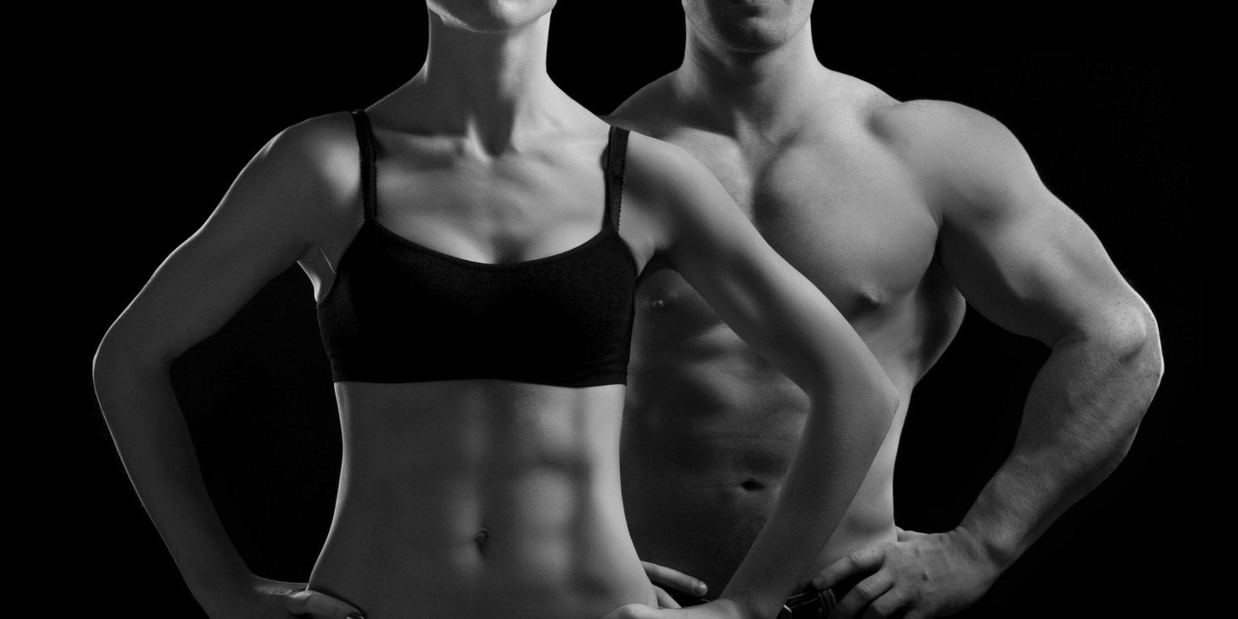 ejercicios para pecho tonificado
